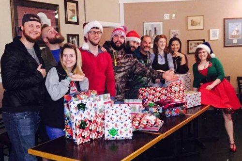 22nd Annual Adopt a Family @ Elmers Bar & Grill | Burien | Washington | United States