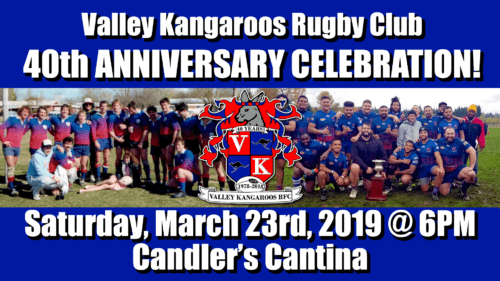 40th Anniversary Celebration @ Candler's Cantina